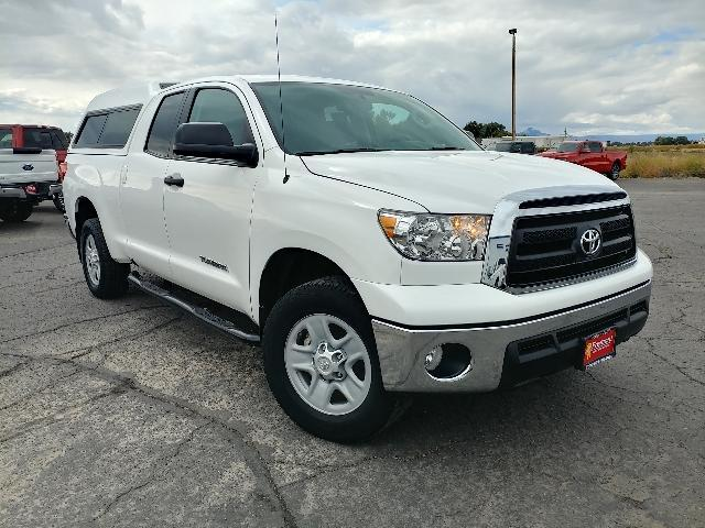 Pre Owned 2013 Toyota Tundra 4WD Double Cab 4.6L V8 6 Spd AT