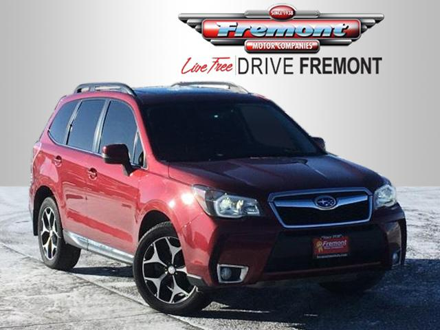 Certified Pre Owned 2016 Subaru Forester 2 0xt Touring