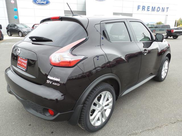 Certified Pre Owned 2016 Nissan Juke 5dr Wgn Cvt S Awd