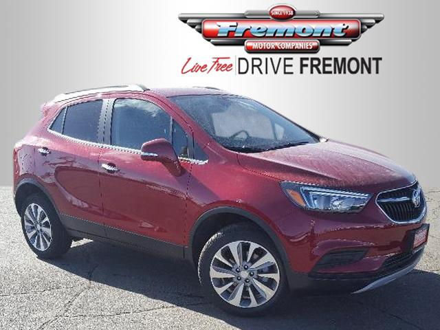 New 2018 Buick Encore AWD 4dr Preferred