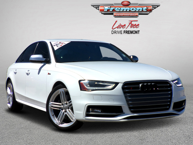 Certified Pre-Owned 2016 Audi S4 4dr Sdn S Tronic Premium Plus