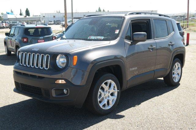 Certified Pre-Owned 2017 Jeep Renegade Latitude 4x4