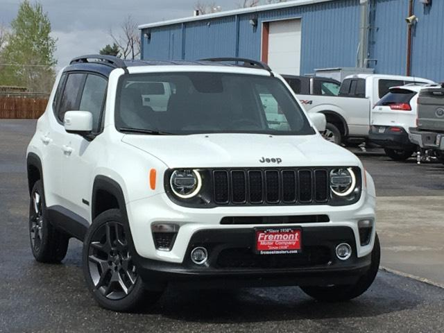 Jeep Renegade Limited >> New 2019 Jeep Renegade Limited With Navigation 4wd