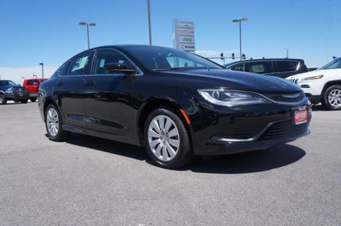 New 2016 Chrysler 200 4dr Sdn LX FWD FWD 4dr Car