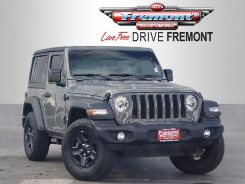 New 2018 Jeep All-New Wrangler Sport