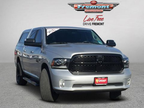 Certified Pre-Owned 2018 Ram 1500 Night 4x4 Crew Cab 5'7 Box *Ltd Av