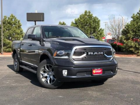 Pre-Owned 2018 Ram 1500 Limited 4x4 Crew Cab 5'7 Box *Ltd