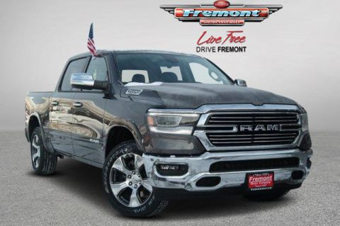 Pre-Owned 2019 Ram All-New 1500 Laramie
