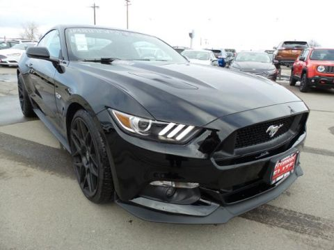 Pre-Owned 2016 Ford Mustang 2dr Fastback GT Premium RWD 2dr Car