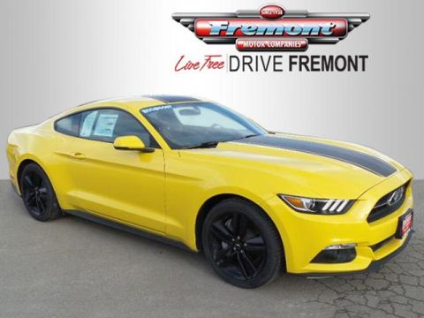 New 2015 Ford Mustang 2dr Fastback EcoBoost Premium RWD 2dr Car