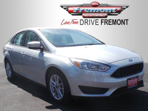 New 2016 Ford Focus 4dr Sdn SE FWD 4dr Car