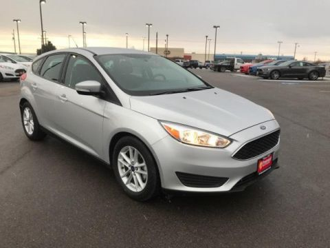 Pre-Owned 2015 Ford Focus 5dr HB SE FWD 4dr Car