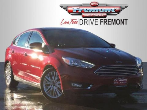 Certified Pre-Owned 2015 Ford Focus 5dr HB Titanium