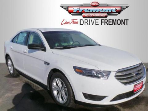 New 2018 Ford Taurus SE FWD