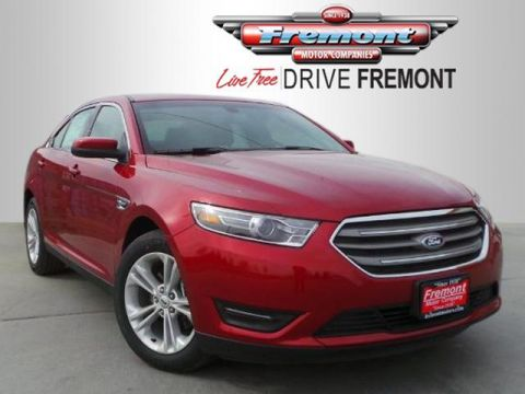 New 2018 Ford Taurus SEL FWD