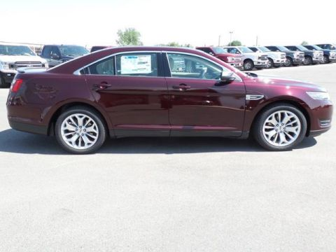 New 2018 Ford Taurus Limited AWD