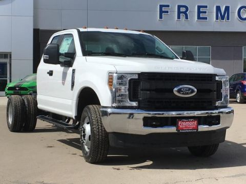 New 2019 Ford Super Duty F-350 DRW XL 4WD SuperCab 168 WB 60 CA