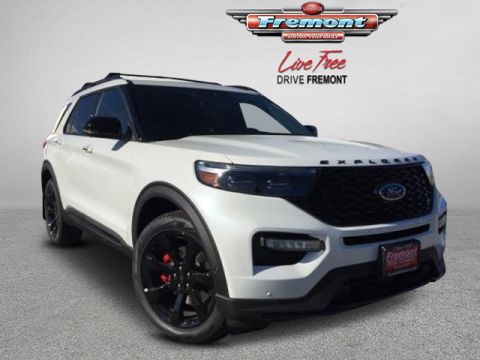 New 2020 Ford Explorer ST 4WD