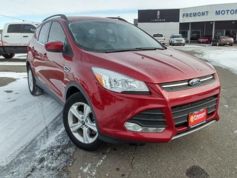 Certified Pre-Owned 2015 Ford Escape 4WD 4dr SE