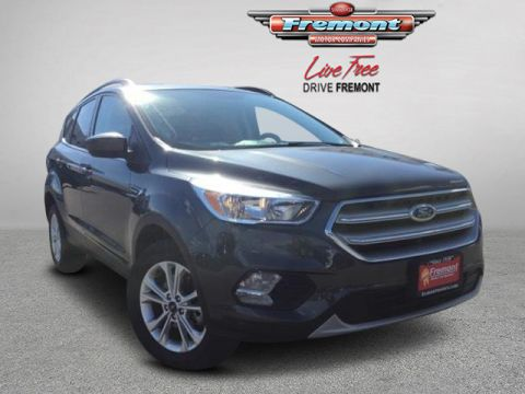Certified Pre-Owned 2018 Ford Escape SE 4WD