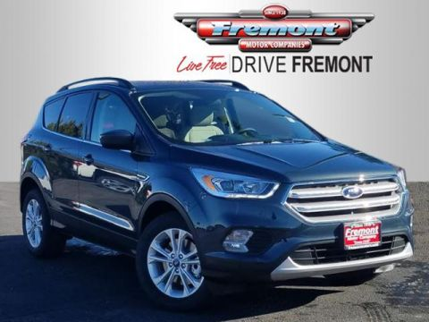 New 2019 Ford Escape SEL 4WD