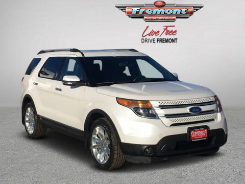 Pre-Owned 2011 Ford Explorer 4WD 4dr Limited