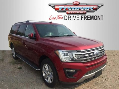 New 2018 Ford Expedition Max XLT 4x4