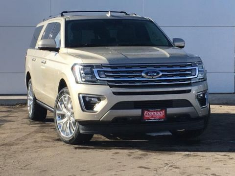New 2018 Ford Expedition Max Limited 4x4