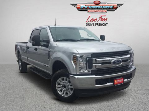 Certified Pre-Owned 2019 Ford Super Duty F-250 SRW XLT 4WD Crew Cab 6.75' Box