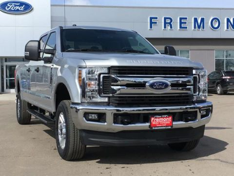New 2019 Ford Super Duty F-250 SRW XLT 4WD Crew Cab 8' Box