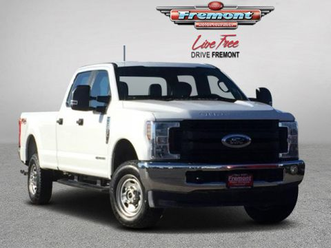 Pre-Owned 2019 Ford Super Duty F-250 SRW XL 4WD Crew Cab 8' Box