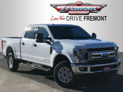 New 2019 Ford Super Duty F-250 Pickup XLT