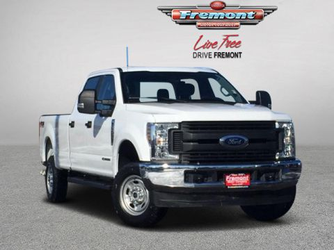 Certified Pre-Owned 2019 Ford Super Duty F-250 SRW XL 4WD Crew Cab 8' Box
