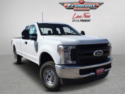 New 2019 Ford Super Duty F-250 SRW XL 4WD SuperCab 8' Box