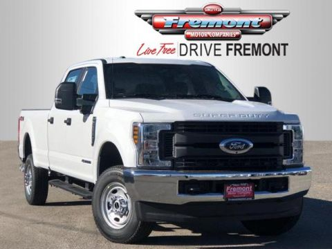 New 2019 Ford Super Duty F-350 SRW XL 4WD Crew Cab 8' Box