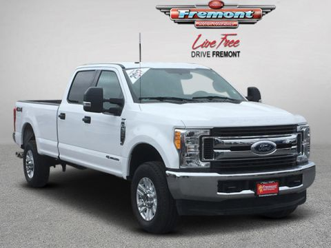Certified Pre-Owned 2017 Ford Super Duty F-350 SRW XL 4WD Crew Cab 8' Box