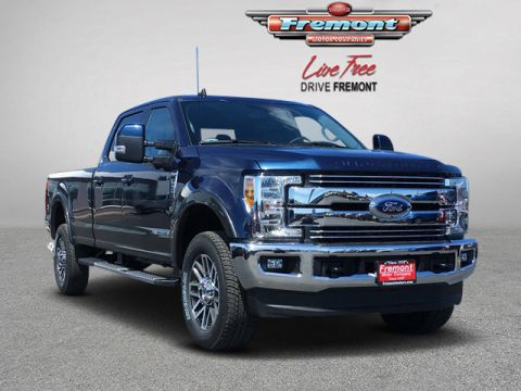 New 2019 Ford Super Duty F-350 SRW LARIAT 4WD Crew Cab 8' Box
