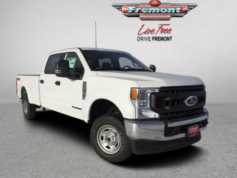 New 2020 Ford Super Duty F-350 SRW XL 4WD Crew Cab 8' Box