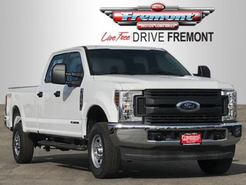 New 2018 Ford Super Duty F-350 SRW XL 4WD Crew Cab 8' Box