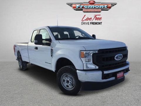 New 2020 Ford Super Duty F-350 SRW XL 4WD SuperCab 8' Box