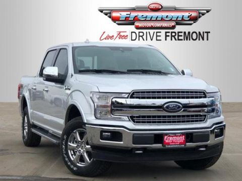 New 2018 Ford F-150 LARIAT 4WD SuperCrew 5.5' Box