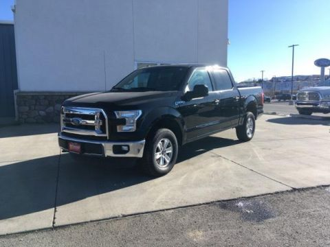 Fremont Certified 2016 Ford F-150 4WD SuperCrew 145 XLT 4WD