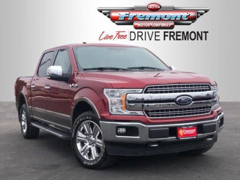 Certified Pre-Owned 2018 Ford F-150 LARIAT 4WD SuperCrew 5.5' Box