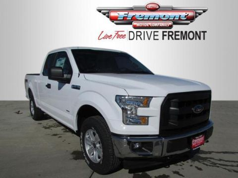 New 2017 Ford F-150 XL 4WD SuperCab 6.5' Box 4WD
