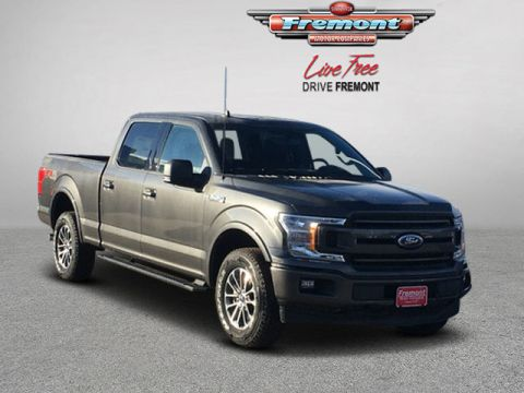 New 2019 Ford F-150 XLT 4WD SuperCrew 6.5' Box