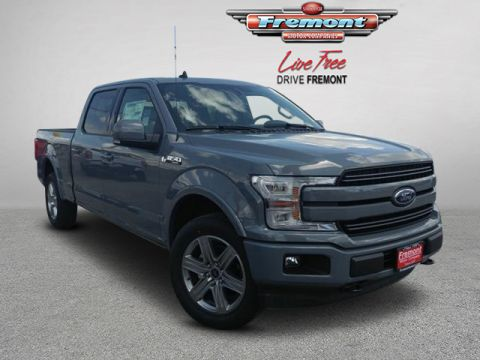 New 2019 Ford F-150 LARIAT 4WD SuperCrew 6.5' Box