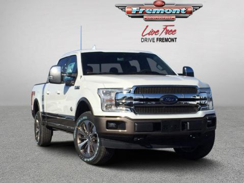 New 2020 Ford F-150 King Ranch 4WD SuperCrew 6.5' Box