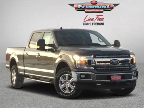 New 2020 Ford F-150 XLT 4WD SuperCrew 6.5' Box