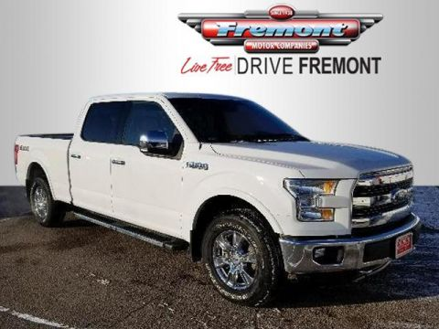 Certified Pre-Owned 2015 Ford F-150 4WD SuperCrew 157 Lariat
