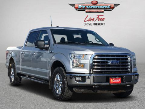 Certified Pre-Owned 2016 Ford F-150 4WD SuperCrew 157 XLT